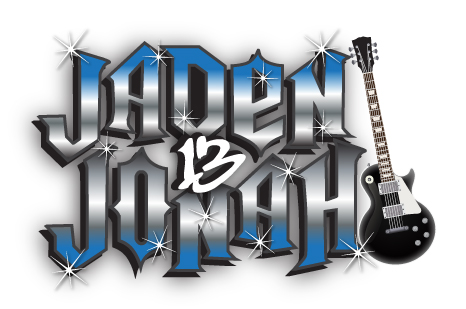 Rock of Ages Themed Logo
