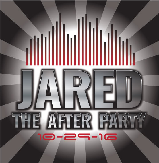 Jared The After Party Bar Mitzvah Logo