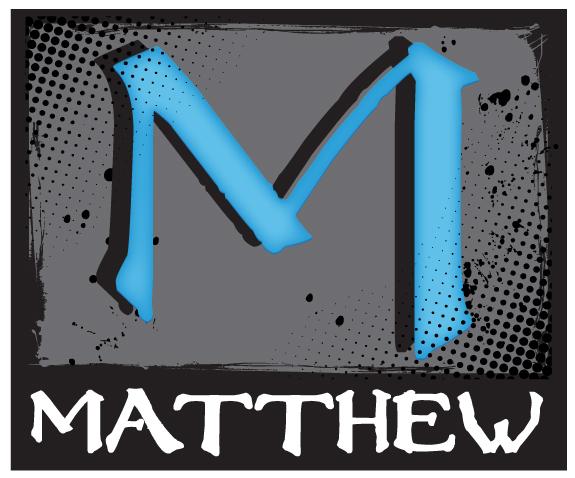 Matthew's Bar Mitzvah Logo