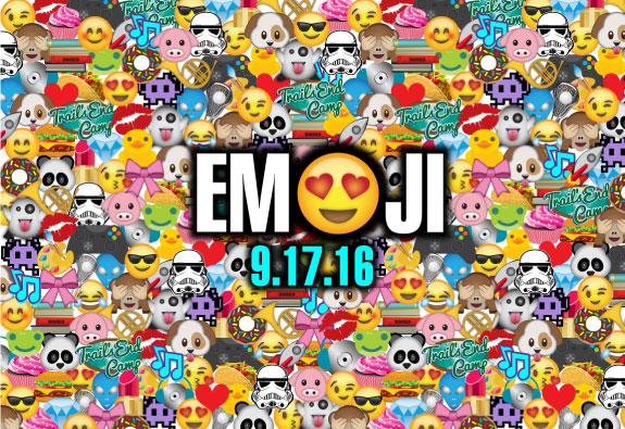 Emma's Emoji Bat Mitzvah Logo