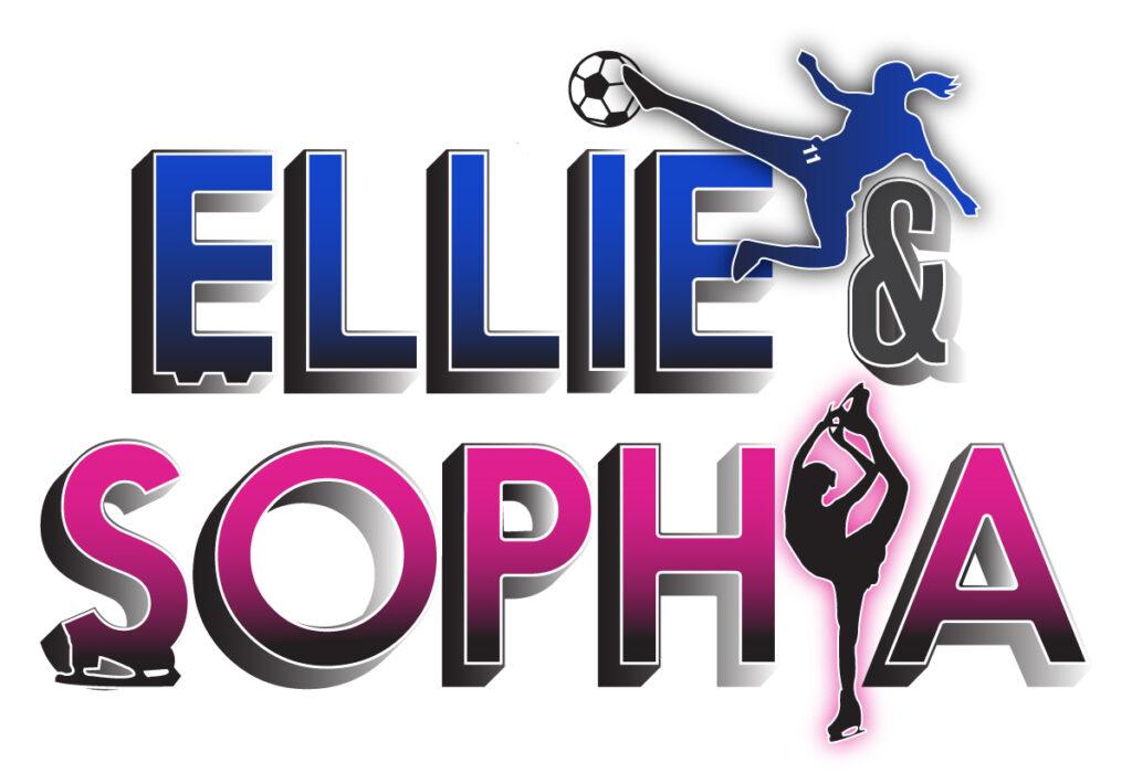 Ellie & Sophia's Bat Mitzvah Logo