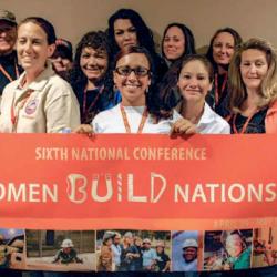Women Build Nations