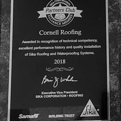 Commercial Roofing Kansas City Award