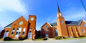 Renovate, commercial, historic, renovation, Kansas City, First Baptist Church
