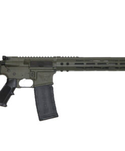 Advanced Combat AR-15 OD Green Cerakote