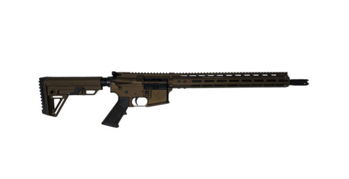 Advanced Combat AR-15 Burnt Bronze Cerakote