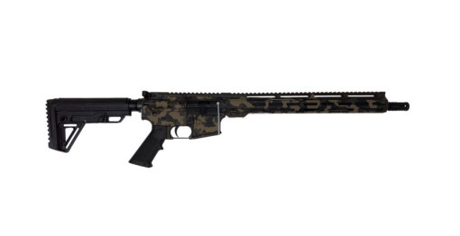 Advanced Combat AR-15 Cammo Cerakote
