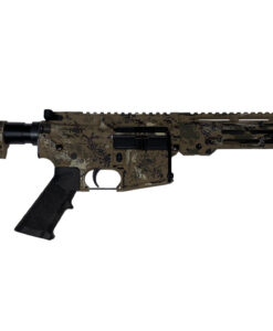 Advanced Combat AR-15 Pistol Cerakote Cammo