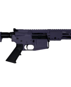 Advanced Combat AR-15 Pistol Cerakote Purple