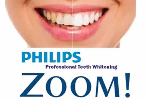 Zoom Tooth Whitening - Dr Ronald Chaiklin
