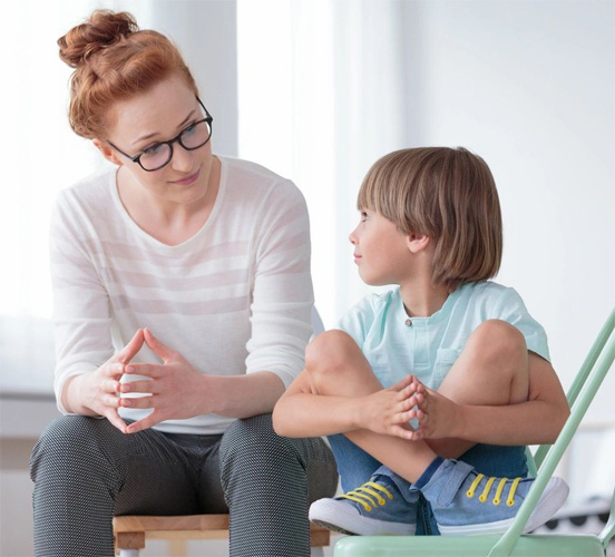 Counselling-Children