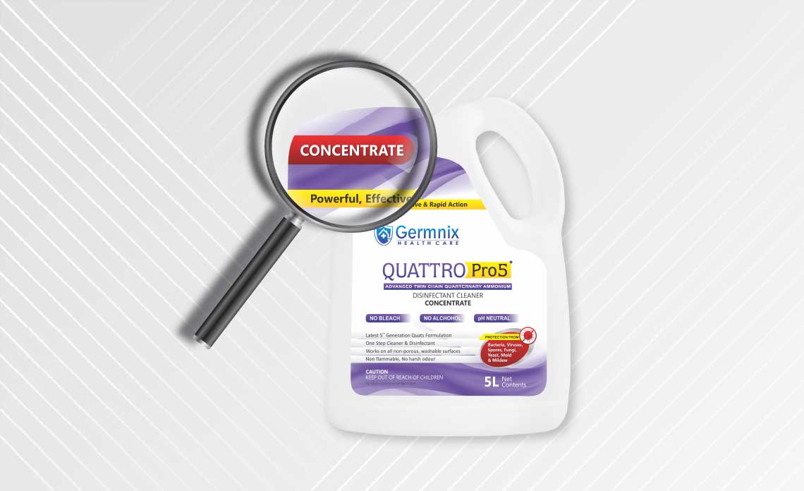Germnix sells multi concentrate surface disinfectant cleaner spray and liquid for home, floor, office, kitchen in India. Visit germnix.in for purchase and more information.