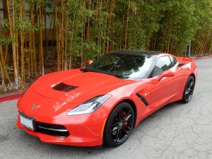Chevy Corvette Stingray Coupe
