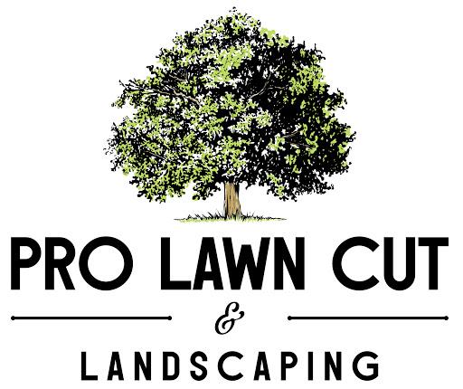 Pro Lawn Cut Logo