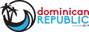 Logo for Compass 28:19 Short term missions trip to  Dominican Republic - the DR