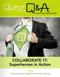 Collaborate17 Magazine Cover