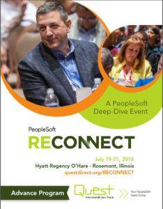 Reconnect 2016 Advanced Program