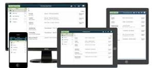 peoplesoft fluid user interface