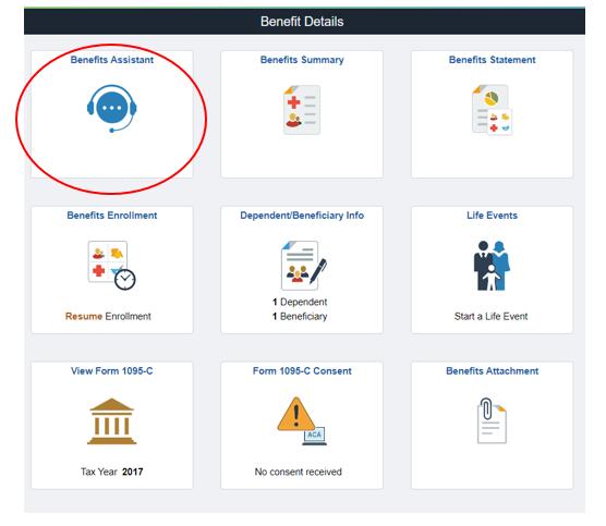 Benefits Assistant Chatbot - Benefit Details