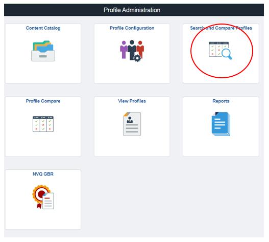 Profile Administration