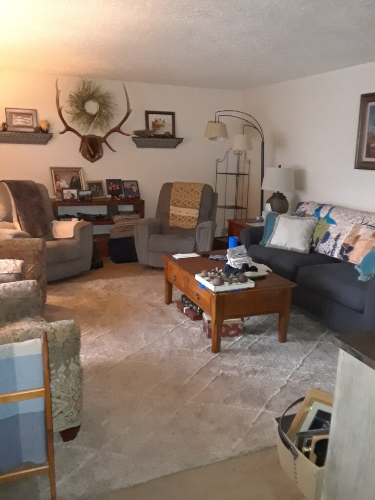 Portland home remodel, Multi-generational home, portland painters