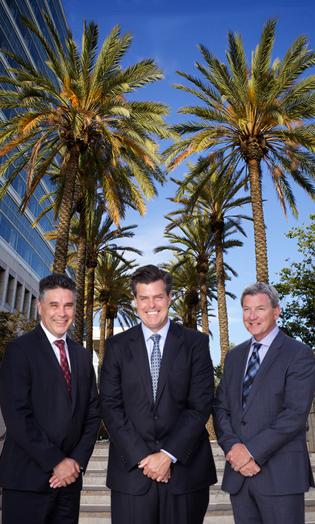 Doyle Schafer McMahon in front of Irvine office
