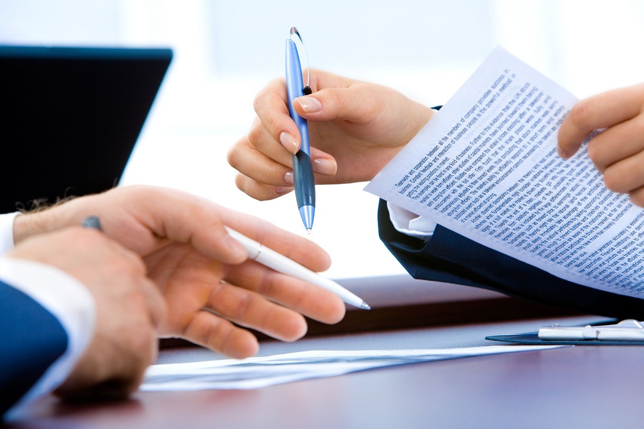 Considerations in Choosing a Professional Liability Insurance Company