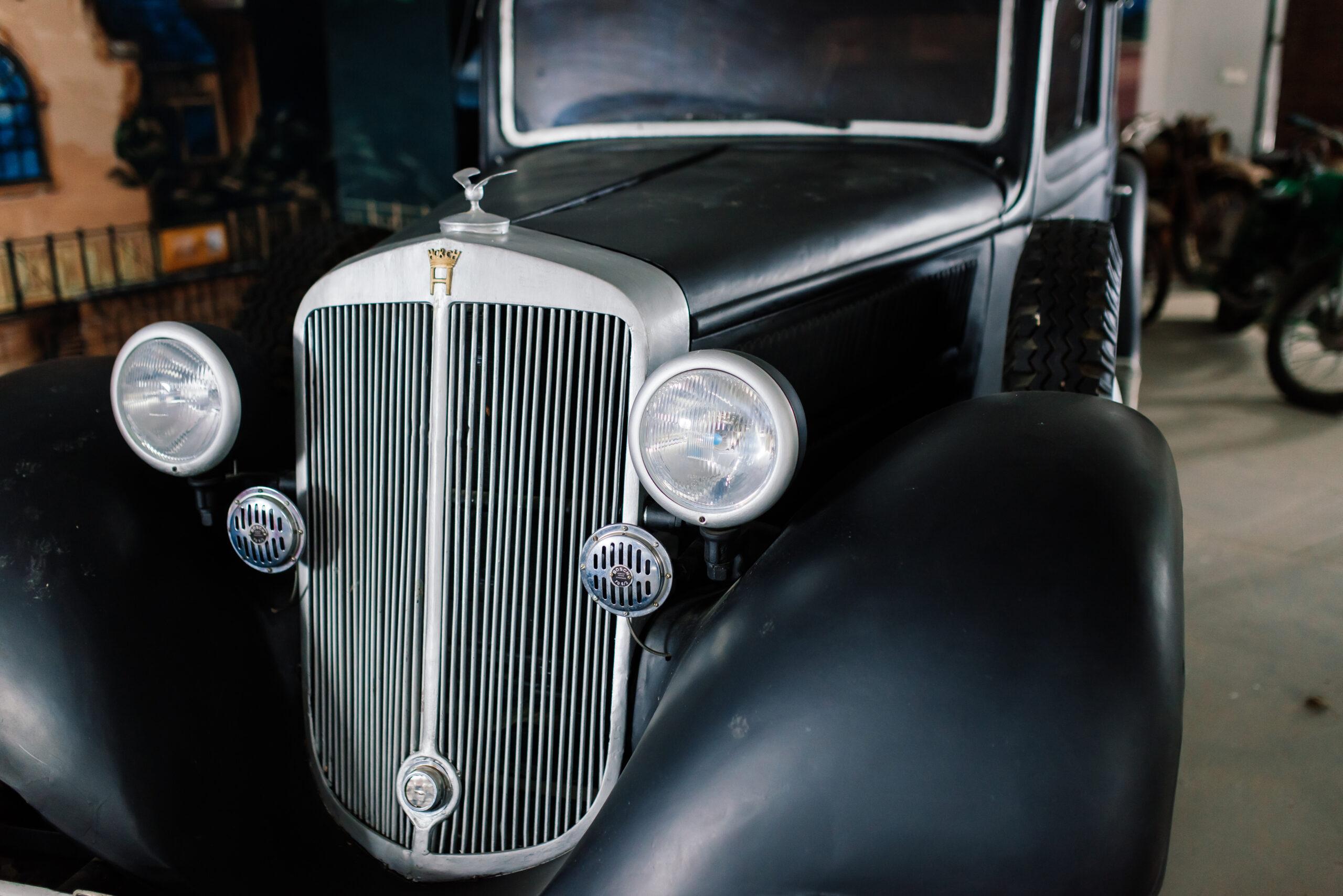 car, collectors car, tax lien, lien, irs, strategic tax resolution