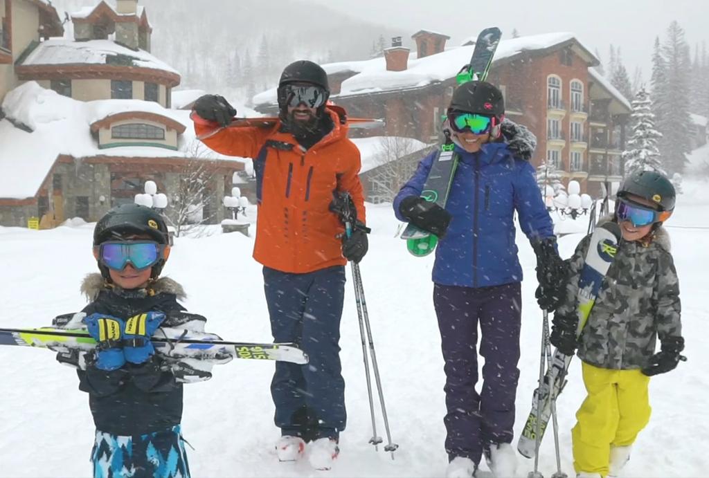 Ski City – Solitude Ski Resort