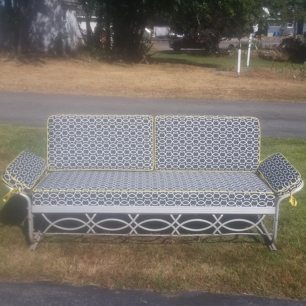 Hudzinski Upholstery.