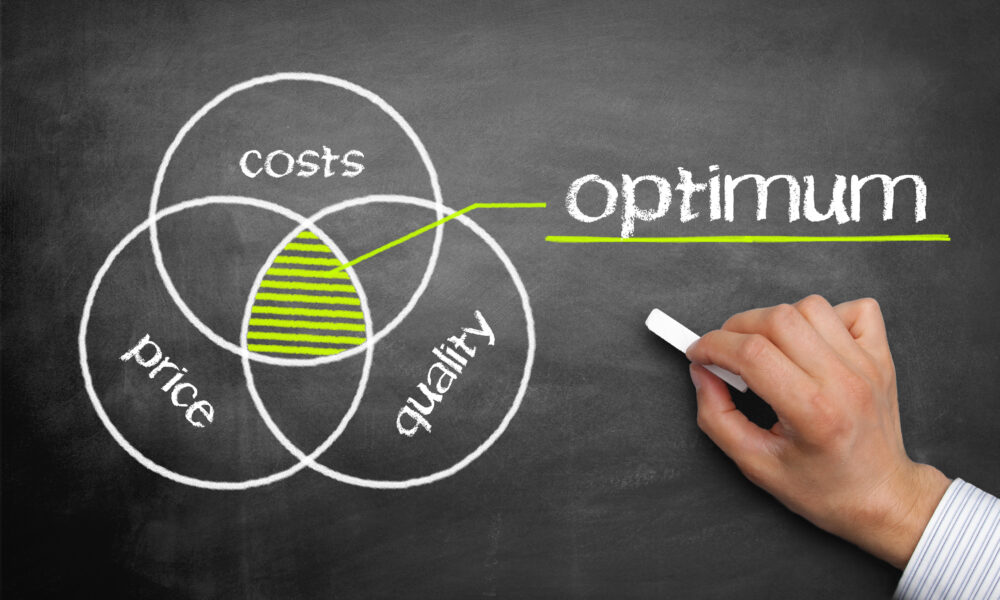 """Confessions of an Optimizer: When is """"excellent"""" good enough?"""