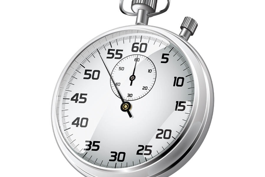 Do You Really Need to Save Seconds in Scheduling? YES!