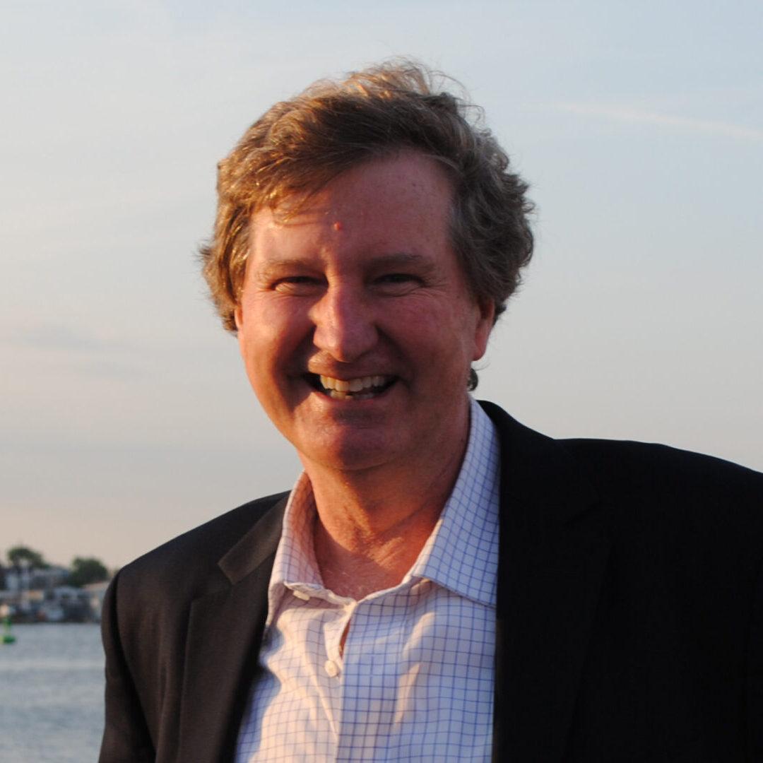 Rick at Boston Harbour