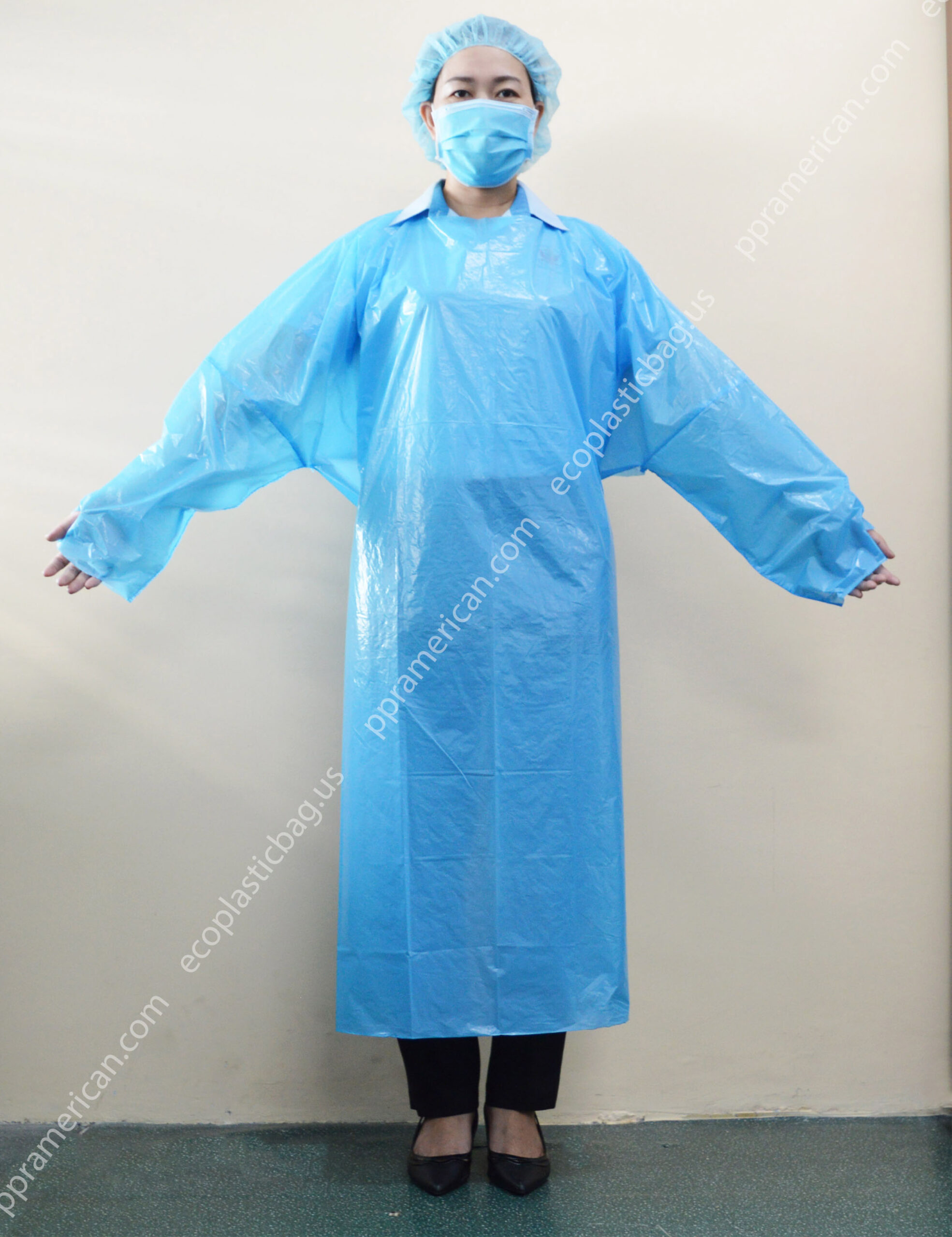 PE & CPE Disposable protective