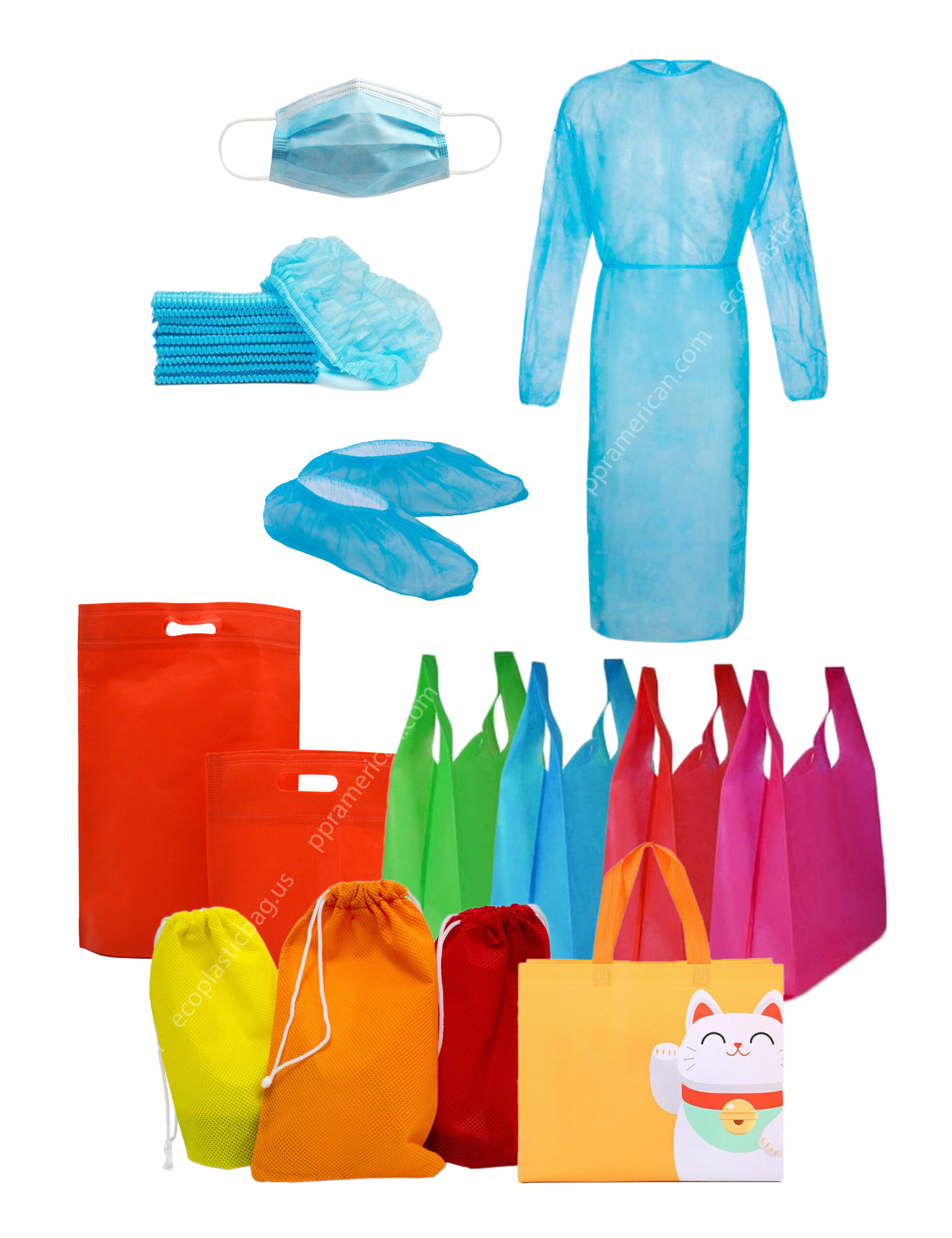 Non-woven products