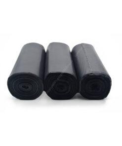 HDPE Black Trash Bag