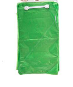 Blocked Header Flat Bags