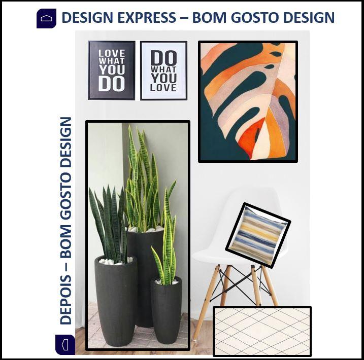 Design Express - Depois 1
