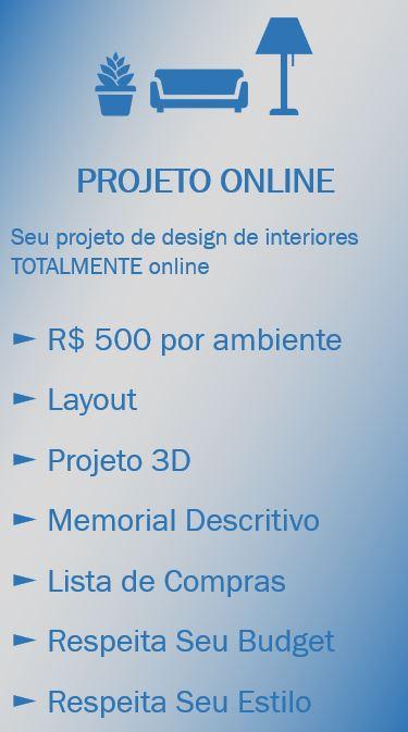 Preço Proejto Online