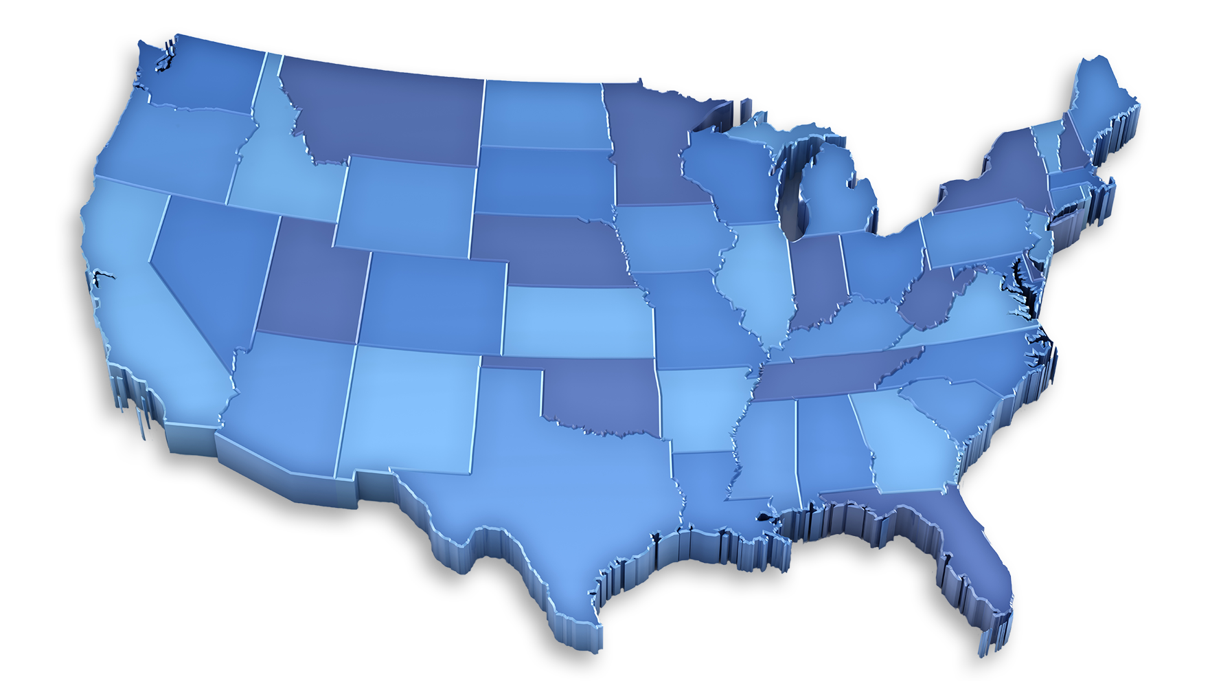 Invest In America Us Map1
