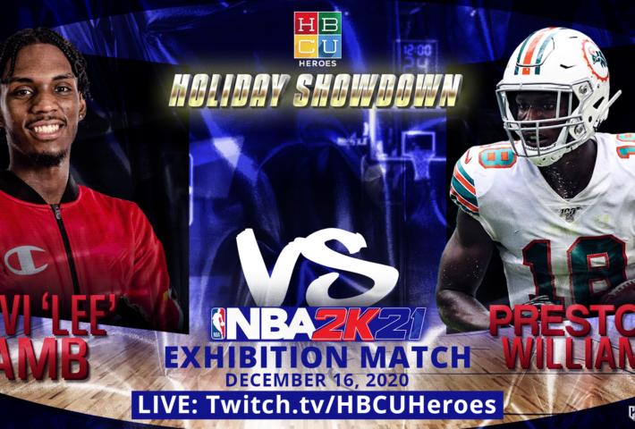HBCU eSports Holiday Showdown