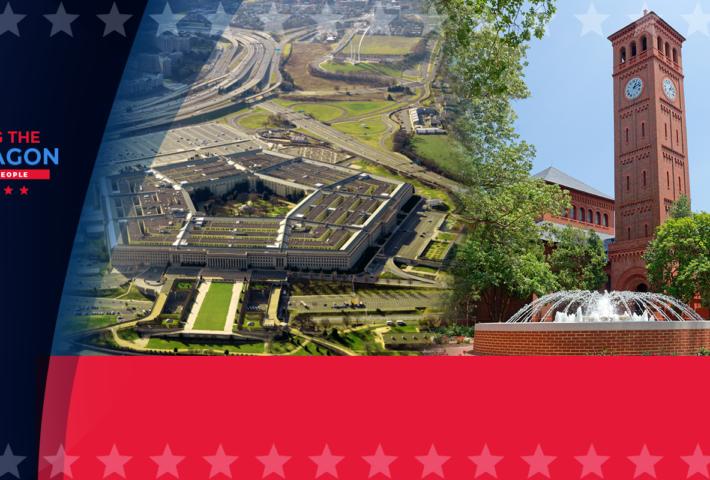 Taking the Pentagon to the People – Hampton University