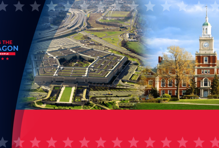 Taking the Pentagon to the People – Howard University