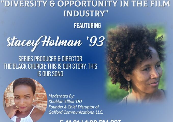 Diversity & Opportunity in the Film Industry