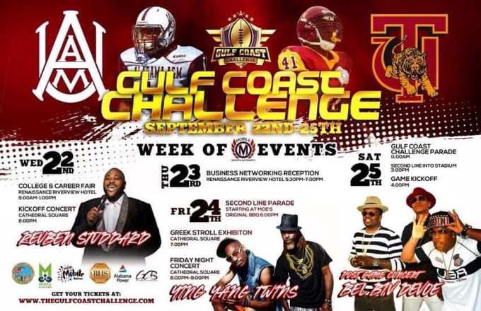 4th Annual Gulf Coast Challenge