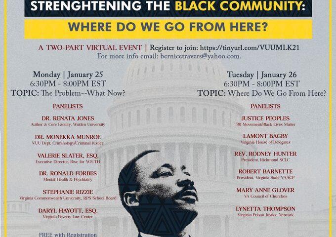 3rd Annual MLK Beloved Community Symposium