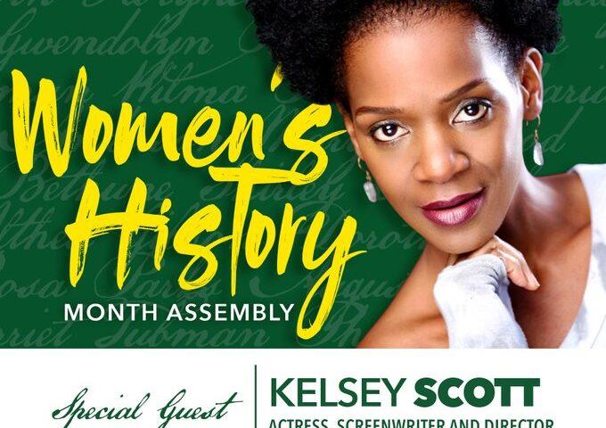 Kentucky State University's Women's Month Assembly w/ Kelsey Scott