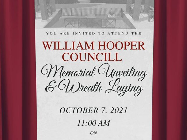 AAMU Unveils William Hooper Councill Memorial Unveiling & Wreath Laying