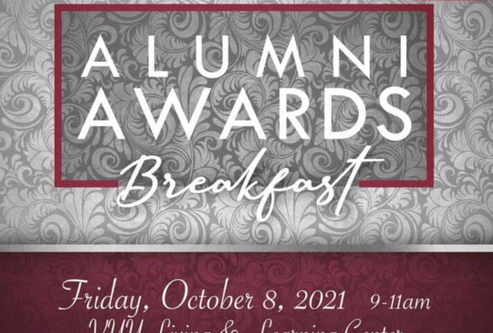 VUU's National Alumni Association Alumni Awards Breakfast
