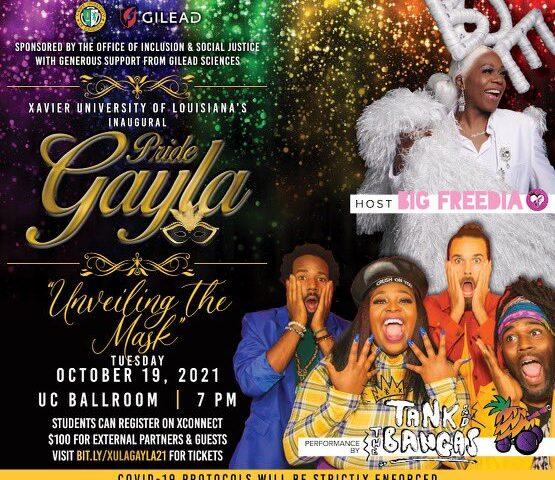 """XULA's Inaugural Pride """"Gayla"""""""